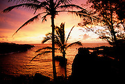 Sunrise, Waianapanapa State Park, Hana Coast, Maui, Hawaii