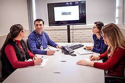 Administrativo das Empresas Randon. FOTO: Cesar Lopes/ Agência Preview