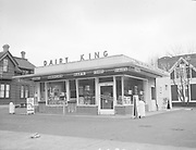 """ackroyd_04239-25. """"Dairy King. 412 NW 19th. April 3, 1953"""" (exterior)"""