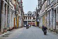 Chine, Province de Guangdong, Kaiping, patrimoine mondial de l'Unesco, village de Chikan // China, Guangdong, Kaiping, Unesco World Heritage, Chikan village
