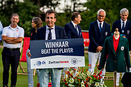 20-07-2019 Pictures of the final day of the Zwitserleven Dutch Junior Open at the Toxandria Golf Club in The Netherlands.<br /> Winner Beat the Player