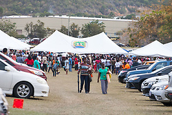 """The University of the Virgin Islands hosts """"A Centennial Celebration of Delicacies for the Afternoon on the Green 2017 in celebration of the Virgin Islands Centennial and UVI's 55th anniversary.  Herman E. Moore Golf Course.  University of the Virgin Islands.  19 March 2017.  © Aisha-Zakiya Boyd"""