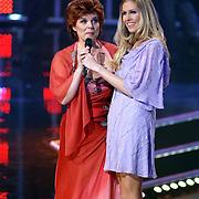 NLD/Hilversum/20070316 - 1e Live uitzending SBS So You Wannabe a Popstar, Nelleke van der Krogt, Nance Coolen