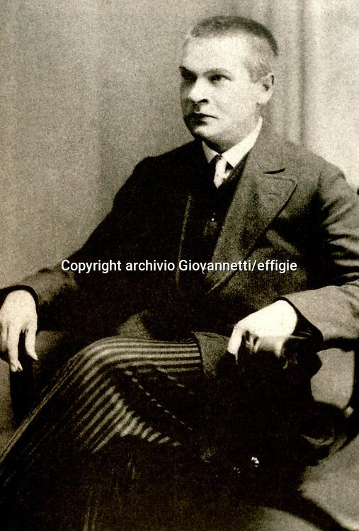 Georg Trakl<br />archivio Giovannetti/effigie