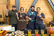 Showcase: Pumpkin Pie Party<br /> Breeders: Andrew Still and Sarah Kleeger, Adaptive Seeds Chef: Tiffany Norton, Party Downtown