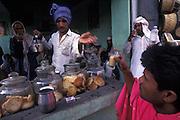 Tea stall, Ajmer