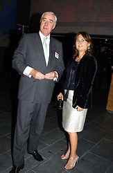RUPERT HAMBRO and ALEXANDRA SHULMAN at the launch party for 'The London Look - Fashion From Street to Catwalk' held at the Museum of London, London Wall, Londom EC2 on 28th October 2004<br /><br />NON EXCLUSIVE - WORLD RIGHTS