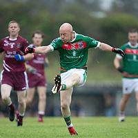 Kilmurry Ibrickane's Michael Hogan goes for a score