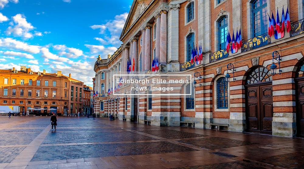 The Capitoleum in the Place du Capitol, Toulouse, France<br /> <br /> (c) Andrew Wilson | Edinburgh Elite media
