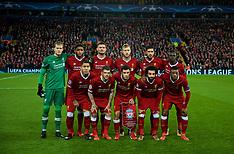 2017-12-06 Liverpool v Spartak Moscow