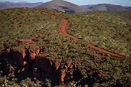 Pilbara landscape.
