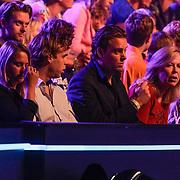 NLD/Hilversum/20120916 - 4de live uitzending AVRO Strictly Come Dancing 2012, partner van Sabine Uitslag