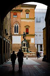 The Fountain of Neptune (Fontana del Nettuno), Bologna, Italy<br /> <br /> (c) Andrew Wilson | Edinburgh Elite media