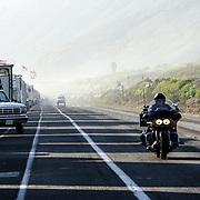 Pacific Coast Highway. Ventura, CA.