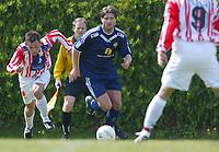 Fotball - Treningsleir La Manga.11. mars 2002. Strømsgodset - Tromsø. Anders Michelsen, SIF.<br /> <br /> Foto: Andreas Fadum, Digitalsport
