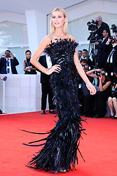 Renata Kuerten attending the Opening Ceremony and the Premiere of the movie Downsizing during the 74th Venice International Film Festival (Mostra di Venezia) at the Lido, Venice, Italy on August 30, 2017. Photo by Aurore Marechal/ABACAPRESS.COM