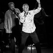 Joe Bonsall with The Oak Ridge Boys on their 40th anniversary tour at The Pabst Theater in Milwaukee on 9/15/12. Photo by Jennifer Rondinelli Reilly. All rights reserved. No use without permission.