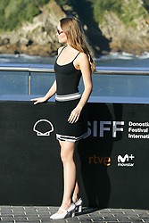 September 22, 2018 - Madrid, Madrid, Spain - Lily-Rose Melody Depp attended 'A Faithful Man' Photocall during the 66th San Sebastian International Film Festival at  Aquarium on September 22, 2018 in San Sebastian, Spain (Credit Image: © Jack Abuin/ZUMA Wire)
