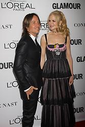 November 13, 2017 - New York City, New York, USA - 11/13/17.Keith Urban and Nicole Kidman at The 2017 Glamour Women of the Year Awards in Brooklyn, New York. (Credit Image: © Starmax/Newscom via ZUMA Press)