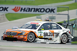 05.06.2011, Red Bull Ring, Spielberg, AUT, DTM Red Bull Ring, im Bild Ralf Schumacher, (GER, Salzgitter AMG Mercedes) // during the DTM race on the Red Bull Circuit in Spielberg, 2011/06/05, EXPA Pictures © 2011, PhotoCredit: EXPA/ S. Zangrando