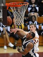 Lorain at Avon Lake boys varsity basketball on February 22, 2011.