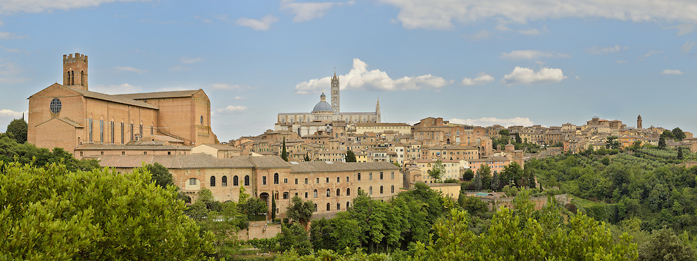 The historic centre of Siena has been declared by UNESCO a World Heritage Site. It is one of the nation's most visited tourist attractions. Siena is famous for its cuisine, art, museums, medieval cityscape and the Palio, a horse race held twice a year.