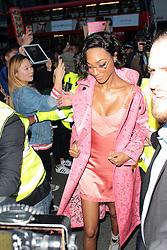Celebrity Sightings During London Fashion Week Day 2<br /><br />16 September 2017.<br /><br />Please byline: Vantagenews.com