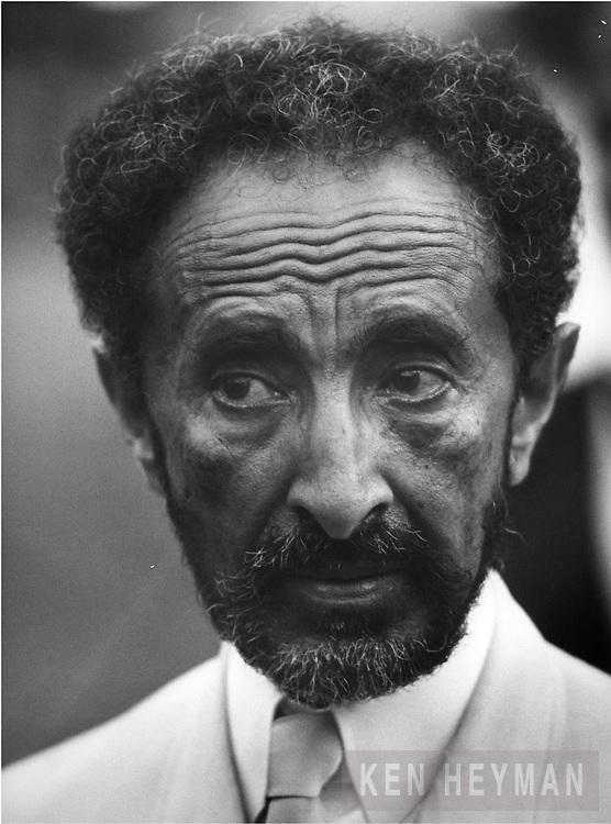 Emperor of Ethiopia, Haile Selassie