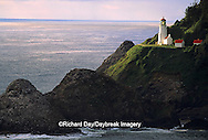 66295-00419 Heceta Head Lighthouse Oregon Coast    OR