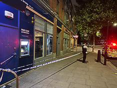 Man Arrested Fulham Road