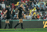 Rugby Union - 2017 British & Irish Lions Tour of New Zealand - Second Test: New Zealand vs. British & Irish Lions<br /> <br /> Sonny Bill Williams of The All Blacks at Westpac Stadium, Wellington.<br /> <br /> COLORSPORT/LYNNE CAMERON