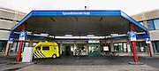 Nederland, Nijmegen, 31-10-2008Ingang van de speodeisende hulp van het canisius wilhelmina ziekenhuis.Foto: Flip Franssen