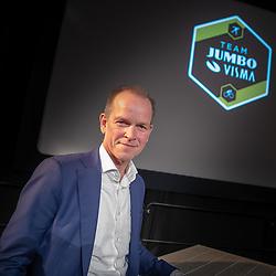 21-12-2018: Wielrennen: Presentatie Team Jumbo: Veghel<br />CO wielerploeg Richard Plugge