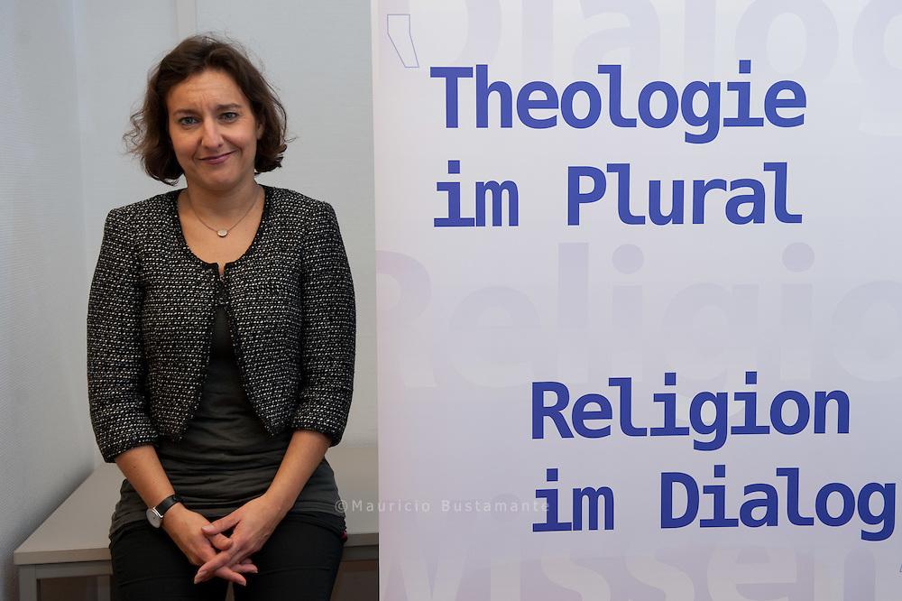Prof. Dr. Katajun Amirpur,  Rechte Wege Gedanken zu einer Theologie des Dialogs