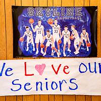 2019_02_15_Skyline Basketball Senior Night