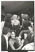 JAY JOPING, ANNABEL NEILSON; MALCOLM MCLAREN, Vanity Fair Serpentine Gala dinner. June 1995
