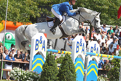 Dahlmann Franz Josef (GER) - Asca Z<br />Flanders Horse Event - Beervelde 2012<br />© Hippo Foto - Counet Julien