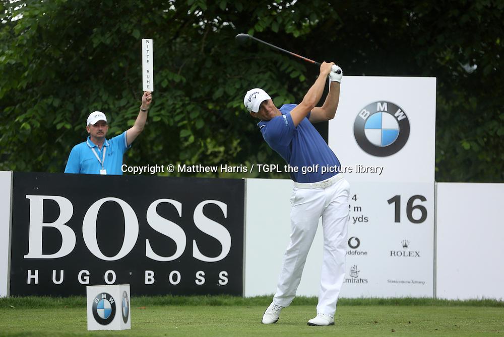 Alex NOREN (SWE) during fourth round BMW International 2013, Golfclub Munchen Eichenried,Munich,Bavaria,<br /> Germany.