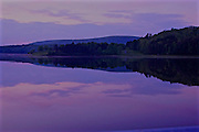 Northcentral Pennsylvania, Hill Creek State Park, Hill Creek Lake, Mansfield, PA, Tioga County
