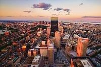 Boston @ Sunset