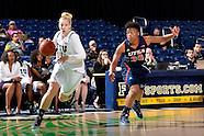 FIU Women's Basketball vs UTSA (Jan 21 2016)