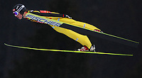 Hopp<br /> Oberstdorf Tyskland<br /> Hoppuka<br /> 29.12.2011<br /> Foto: Gepa/Digitalsport<br /> NORWAY ONLY<br /> <br /> FIS Weltcup der Herren, Vierschanzen-Tournee, Training und Qualifikation. <br /> <br /> Bild zeigt Rune Velta (NOR).