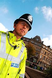 Policeman; Yorkshire UK