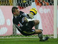 Tor 2:0 Foulelfmeter gegen Torwart Georg Koch Duisburg<br />Bundesliga Borussia Dortmund - MSV Duisburg 2:0