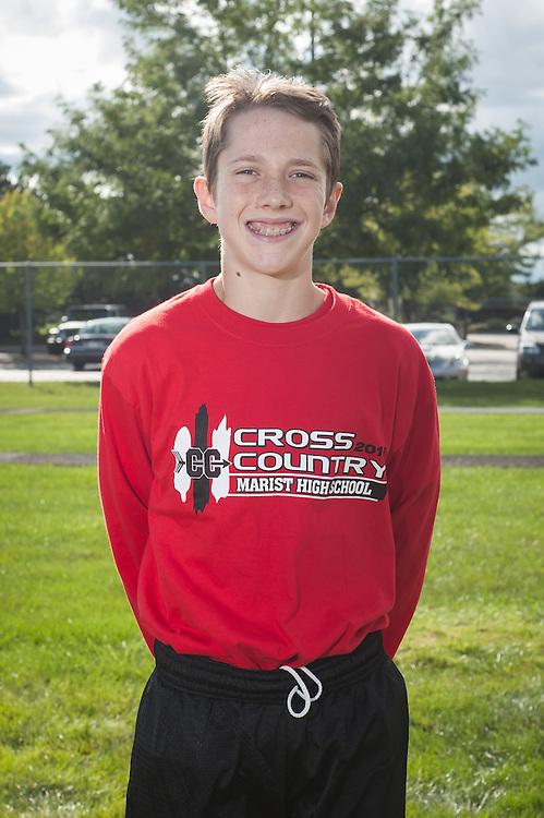 Marist High School 2015 Cross Country Photography. Chicago, IL. Chris Pestel Photographer