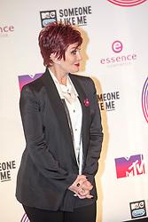Sharon Osbourne, backstage at the winners room at the MTV EMA's 2014, Glasgow, Scotland