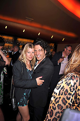 STEPHEN WEBSTER and SARA PARKER-BOWLES at a party to celebrate the new Stephen Webster store on Mount Street, London W1 followed by a dinner at Maddox, Mill Street, London on 24th June 2009.
