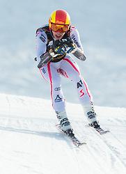 PILLER COTTRER Ludovico  during Men's Super Combined Slovenian National Championship 2014, on April 1, 2014 in Krvavec, Slovenia. Photo by Vid Ponikvar / Sportida