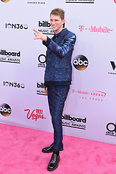 Recording artist Machine Gun Kelly at 2017 Billboard Music Awards held at T-Mobile Arena on May 21, 2017 in Las Vegas, NV, USA (Photo by Jason Ogulnik) *** Please Use Credit from Credit Field ***