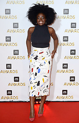Clara Amfo arriving at the BBC Music Awards 2016, Excel Docklands, London.Picture Credit Should Read: Doug Peters/EMPICS Entertainment